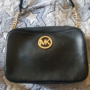 Michael Kors Pebble Leather Crossbody
